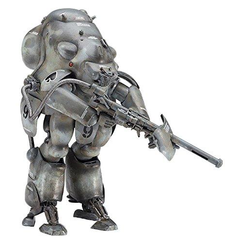 20.01 Roboter Kampf V Mondoberflaeche fuer schwere Ruestung Kampfuniform MK44H Art weisser Ritter
