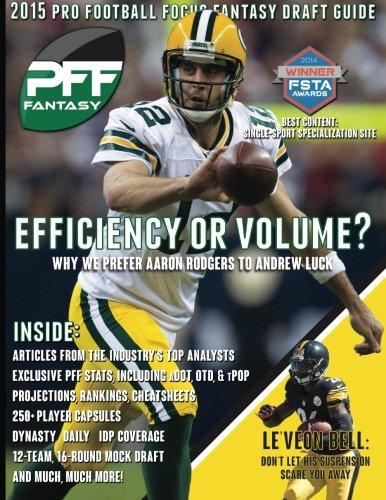 2015 Pro Football Focus Fantasy Draft Guide
