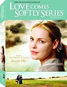 love comes softly boxed set vol 1 - DVD Image