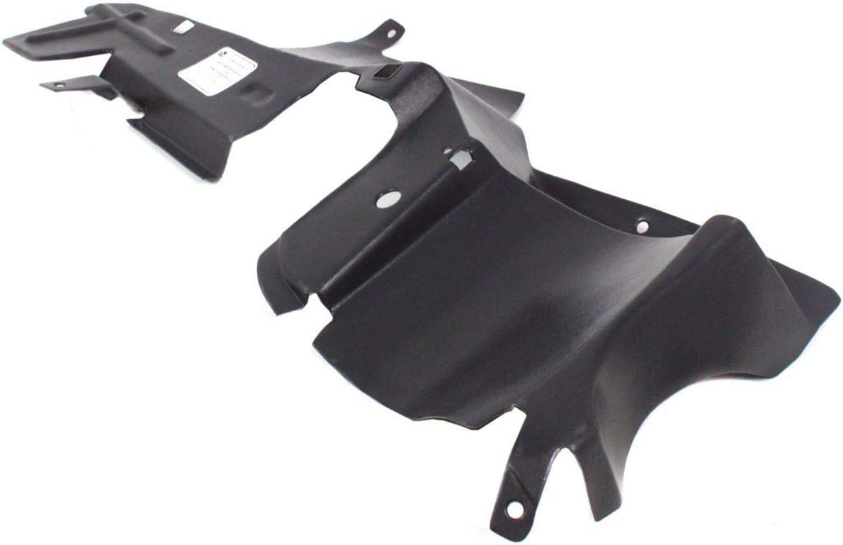 New Right Side Engine Splash Shield For 2005-2010 Chevrolet Cobalt Under Cover GM1228111 25859809
