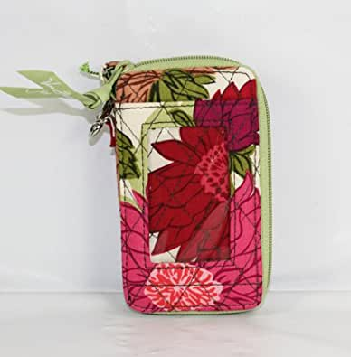 Vera Bradley All In One Wristlet in Hello Dahlia!