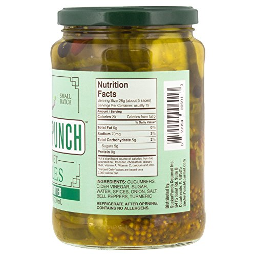 Buy crunchy pickles