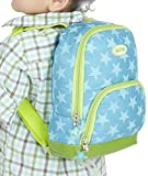 Nuby Quilted Camo Backpack with Safety Harness