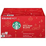 Starbucks 2017 Holiday Blend 60 K-Cups