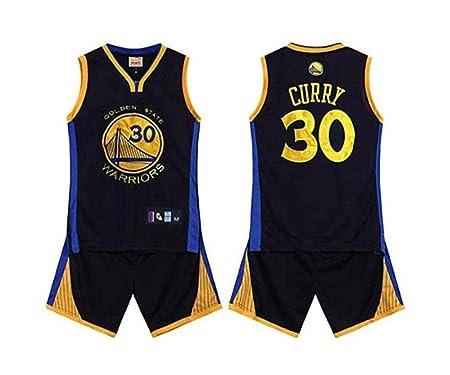 NBA Camiseta De Baloncesto para Hombre,NBA 30 Warriors ...