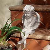Design Toscano JE101261  Angel of Meditation