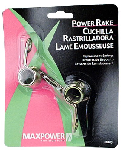(Maxpower 330105 Universal Power Rake Replacement Springs)