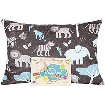 Amazon Com Little Sleepy Head Toddler Pillowcase Cuddle