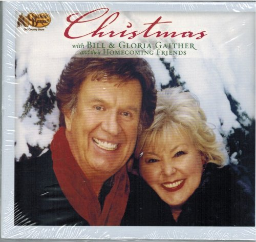 Cracker Barrel Christmas with Bill and Gloria Gaither and their Homecoming Friends (Cracker Barrel Music Christmas)