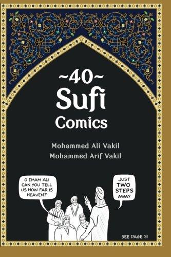 40 Sufi Comics pdf