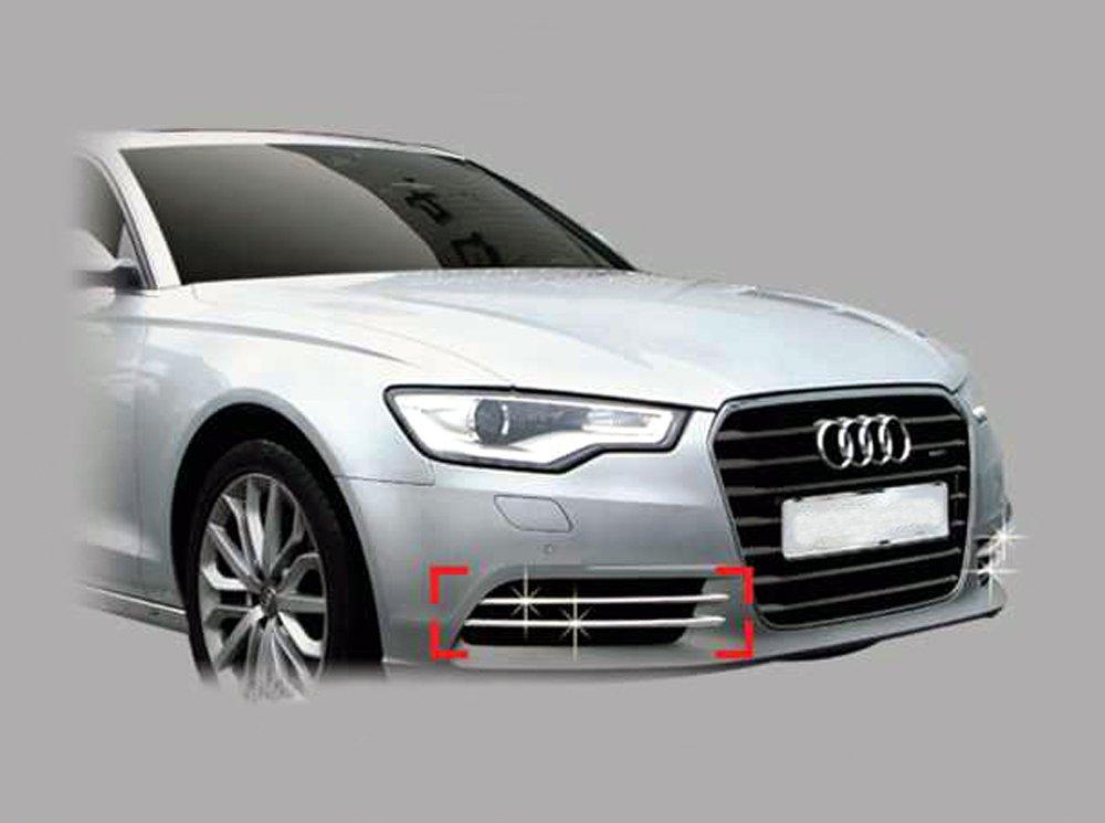 Audi Baguettes de feux antibrouillard pour Audi A6 C7 /à partir de 2011 Chrom/é