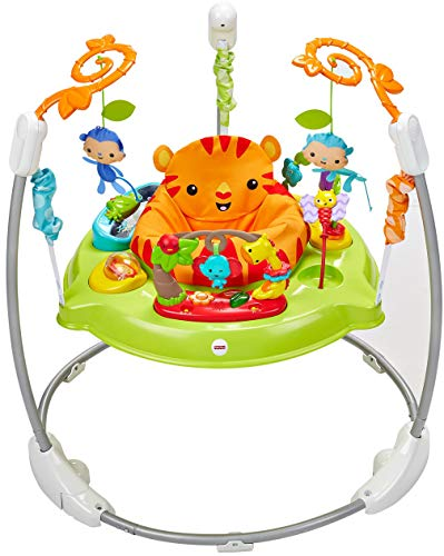Fisher-Price Jumperoo: Roarin' Rainforest (Fisher Price Monkey Jumper)