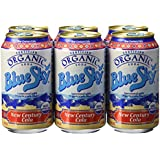 Blue Sky Soda - Organic New Century Cola - 12 oz - 6 pk