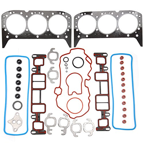 OCPTY Fits for 1996-2006 Isuzu Hombre Oldsmobile Bravada 4.3L VIN W X VORTEC Head Gasket Set ()