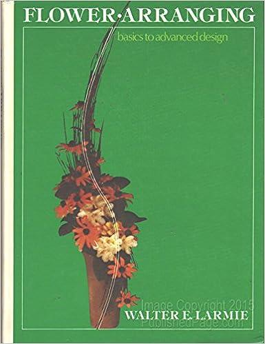 Flower Arranging Basics To Advanced Design Larmie Walter E 9780133224382 Amazon Com Books,Modern Kitchen Countertops