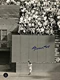 Autographed/Signed Willie Mays San Francisco Giants Vertical 8x10 Baseball Photo Say Hey COA