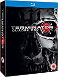 Terminator 1-4 (4-Disc Set) [Blu-ray] [Region-Free]