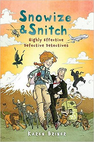 Snowize   Snitch  Highly Effective Defective Detectives  Karen ... 310eb3252