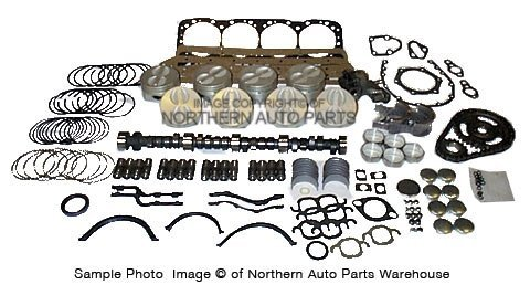 Chevy 350 1969-1980 Master Engine Overhaul Kit