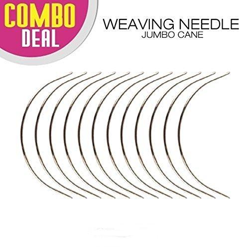 Crispy Collection 12 combo Deal Weaving Needle Jumbo Cane (ONLY NEEDLE)