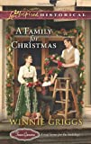 A Family for Christmas (Love Inspired Historical\Texas Grooms (Love Inspired Historical))