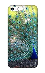 meilinF000New Shockproof Protection Case Cover For iphone 6 plus 5.5 inch/ Animal Peafowl Bird Colorful Peacock Zoo Case CovermeilinF000