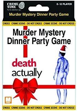Muerte En realidad - Misterio de asesinato regalo caja - para ...