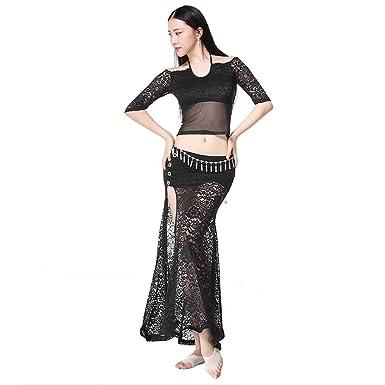 Amazon.com: Disfraz de danza de vientre para mujer, para ...
