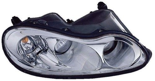 Go-Parts ª OE Replacement for 2002-2004 Chrysler Concorde Front Headlight Headlamp Assembly Front Housing/Lens/Cover - Right (Passenger) Side 4780014AE CH2503148 for Chrysler Concorde