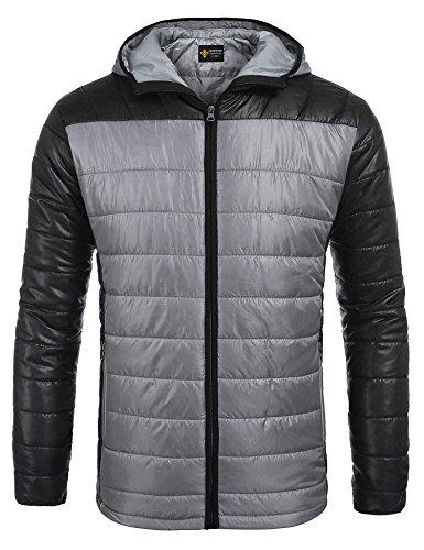 full length insulated coat - 8