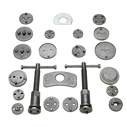 YOUNGFLY 22Pcs Disc Caliper Brake Piston Rewind Tool Kit Set Wind Back Car Auto Universal by YOUNGFLY (Image #1)