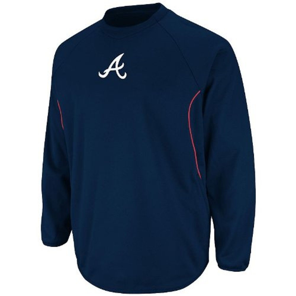 Atlanta Braves Authentic Collection Player TEK Fleece Big /& Tall Sizes