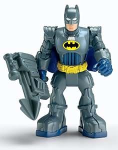 Fisher-Price Hero World DC Super Friends Voice Comm - Batman