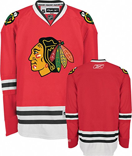 NHL Chicago Blackhawks Premier Jersey, Red, XX-Large