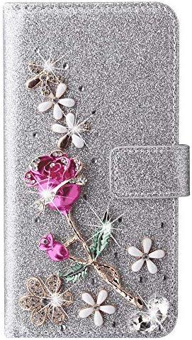 iPhone 8 Plus プラス PUレザー ケース, 手帳型 ケース 本革 財布 スマートフォンカバー カバー収納 全面保護 ビジネス 手帳型ケース iPhone アイフォン 8 Plus プラス レザーケース