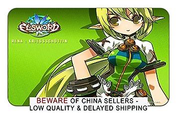 Elsword Anime Mousepad Spielmatte 61 X 356 Cm Zoll