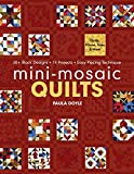 Mini-Mosaic Quilts: 30+ Block Designs • 14