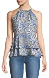 Parker Women's Dawson Top, Blue Lyla, Medium