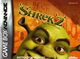 Shrek 2 GBA Instruction Booklet (Game Boy Advance Manual only) (Nintendo Game Boy Advance Manual)