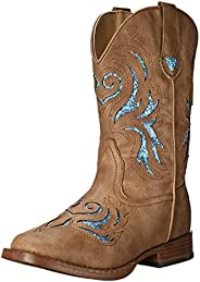 Roper Girl's Glitter Breeze Western B