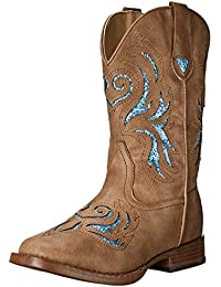 Kids' Glitter Breeze Western Boot