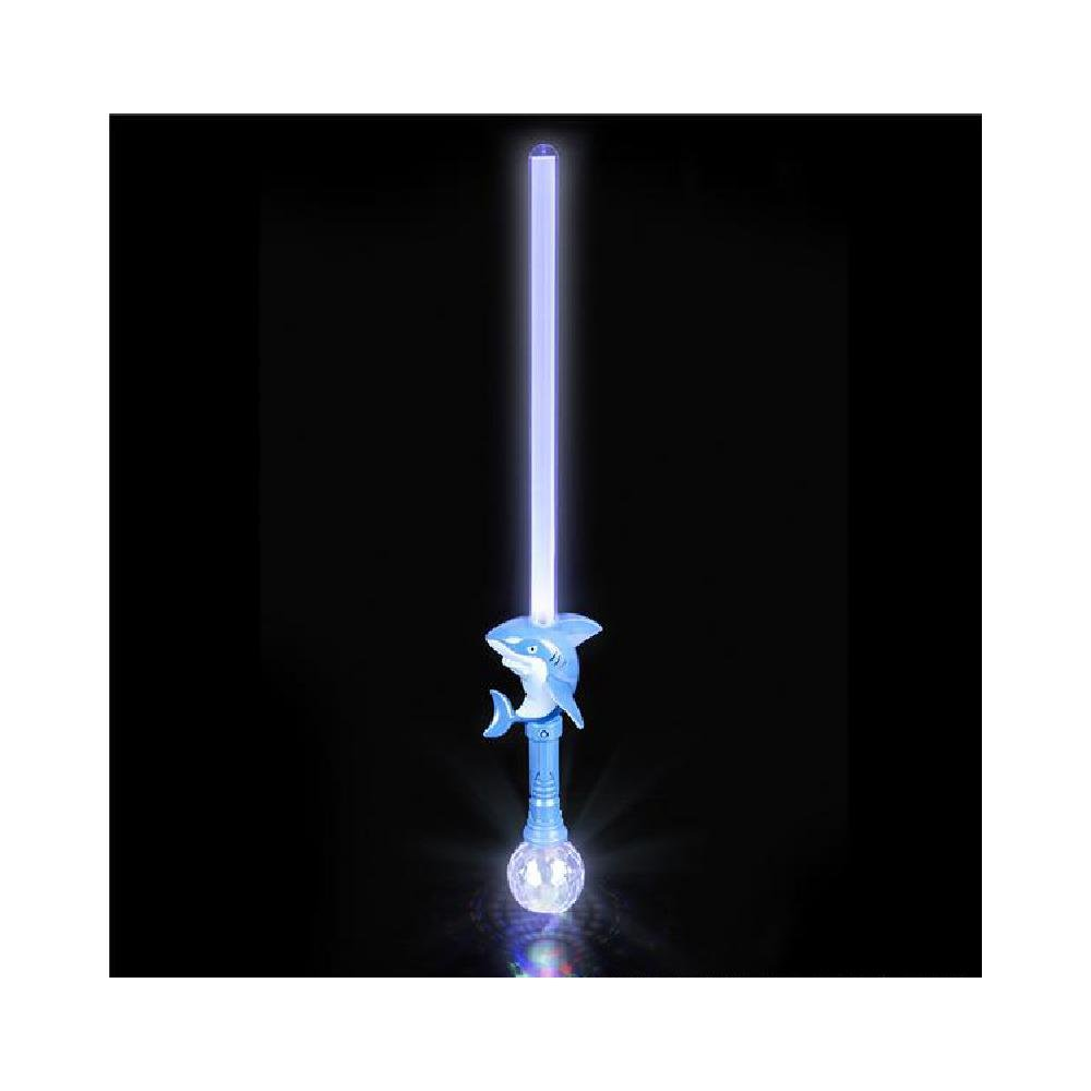 30'' Shark Magic Ball Sword (With Sticky Notes) by Bargain World
