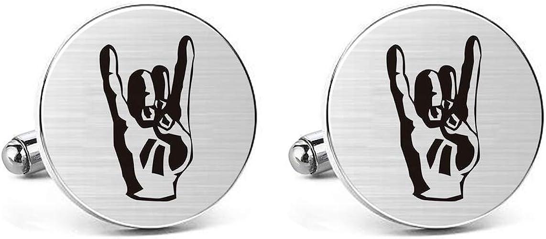 Brazalete de plata grabado-links Gemelos para hombre Oval Personalizado De Boda Personalizado