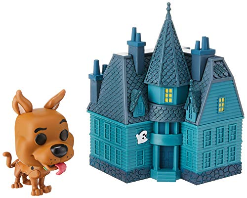 Pop! Figura de Vinilo Town Scooby Doo - Haunted Mansion