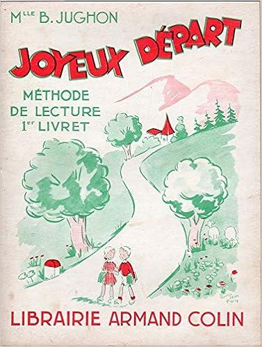 Joyeux Depart Methode De Lecture 1er Livret Blanche