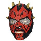 Star Wars Force Tech Darth Maul Electronic Helmet
