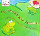 img - for Little Bees: Trouble With Tadpoles: A first look at the life cycle of a frog book / textbook / text book
