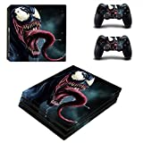 Alien VS Predator ps4 pro edition skin decal for console and 2 controllers