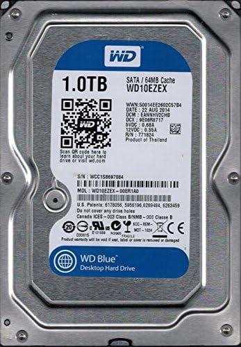 WD10EZEX-00ER1A0 DCM EANNHV2CHB WCC1S Western Digital 1TB