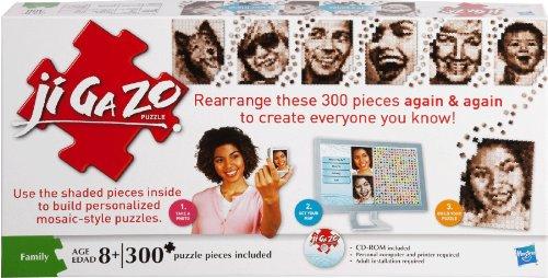 Ji Ga Zo 300 Piece Puzzle - - Ga The Avenue